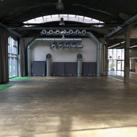 DEPOT Aachen – 800qm in Loft Ambiente